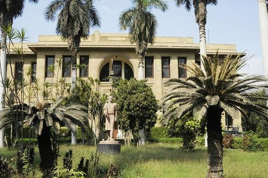 The Agricultural Museum in Cairo