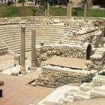 The Roman Amphitheatre of Alexandria in Kom El Dikka