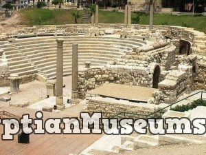 Read more about the article The Roman Amphitheatre of Alexandria in Kom El Dikka